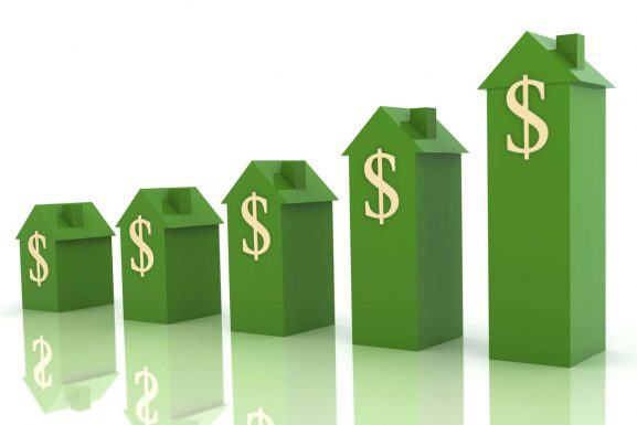 Orange County Housing Report:  Values Going Up